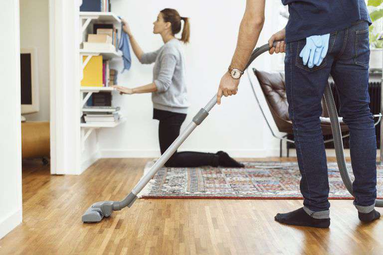 Making Of House Cleaning Plan