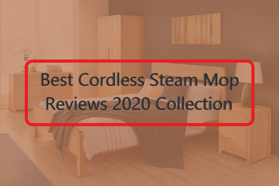Top #10 Best Cordless Steam Mop [Best Cordless Mop Reviews 2020]