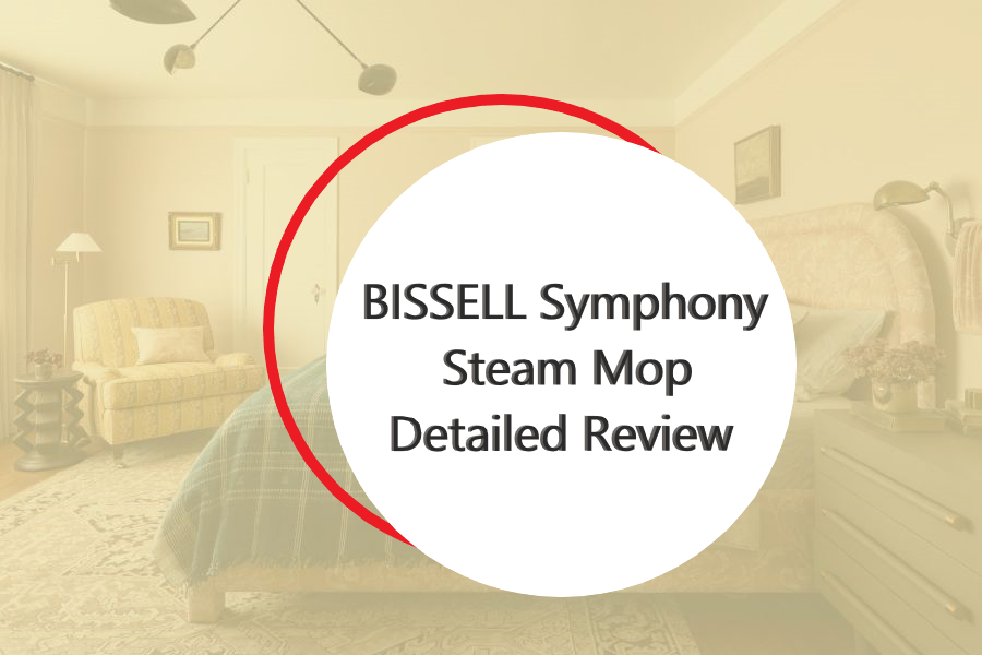 BISSELL Symphony Vac and Steam Mop
