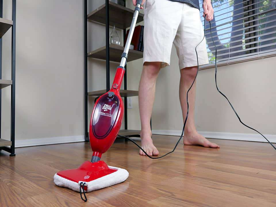 Dirt Devil Versa Steam Mop Review