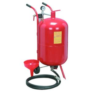 Large Tank Essential Sandblaster Features