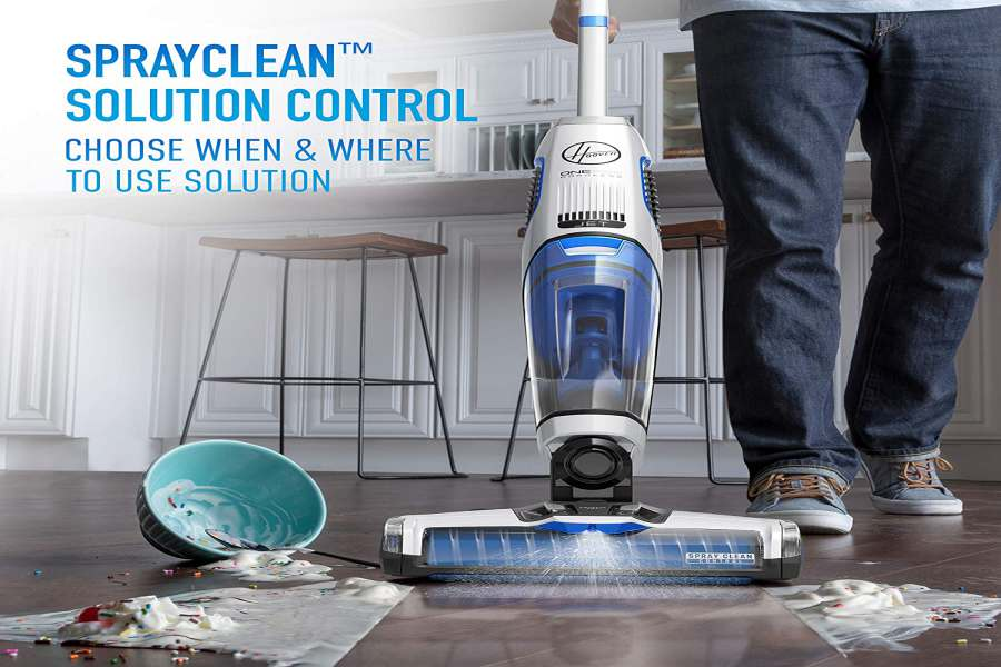 Hoover ONEPWR Cordless Steam Mop